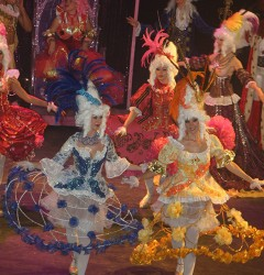 french cabaret costumes