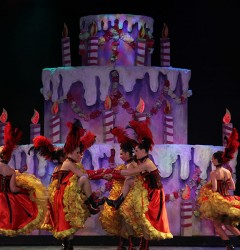 french cancan tour