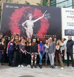 china tour french cabaret