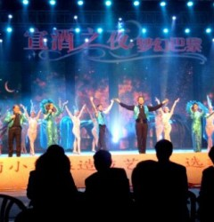 shangai tour cabaret french