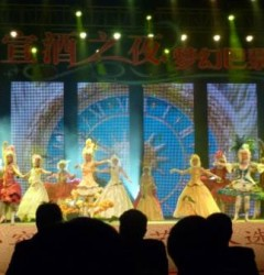 china french cabaret tour
