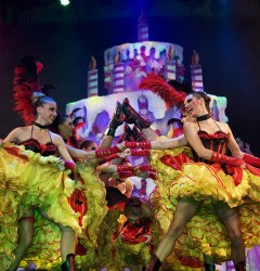 cabaret french cancan tour