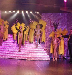 revue french cancan tour