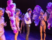 cabaret show creation tour