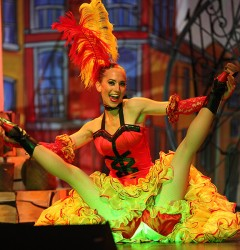 tour french cancan show